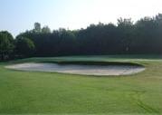De golfbaan van Alphen