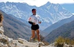 Hardlopen in de Himalaya