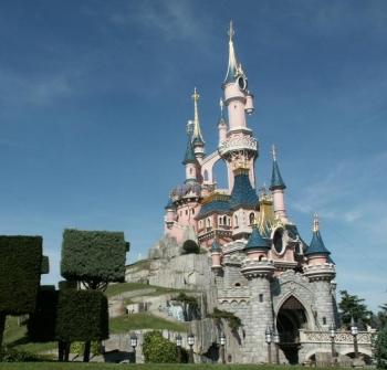 Een roze kasteel, de droom van Michelle