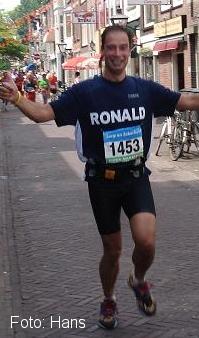 RR in warm Leiden