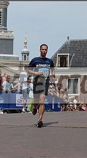 Actie in Leiden 1