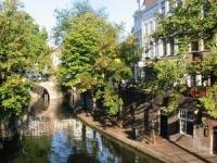 De grachten van Utrecht