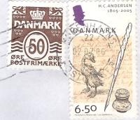 Post uit Denemarken