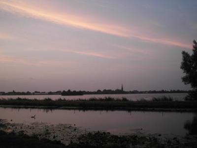 Het Landlustpad in Ter Aar