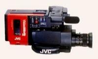 De eerste camcorder