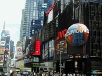 JVC on Time Square