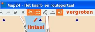 Map24, reuze handig