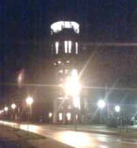 De bijzondere watertoren van Hazerswoude
