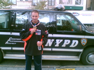 Medaille NYCM