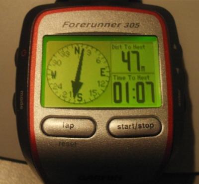 305 kompas
