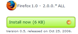 Buienradar voor Firefox