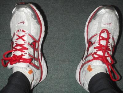Nike met Rode Veters