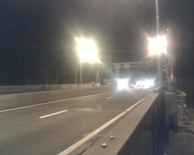 de brug bij de A4
