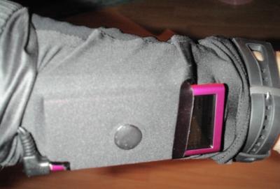 Vakje voor iPod Nano