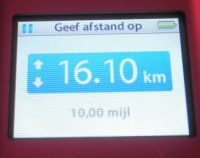 Uitgebreide Nike+ iPod test | RunningRonald.nl
