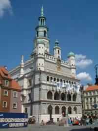 Raadhuis Poznan