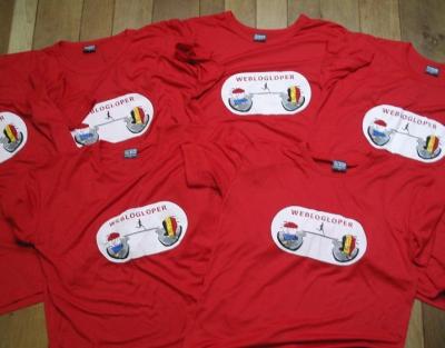 weblogloper t shirts