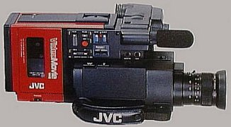 Oude camcorder
