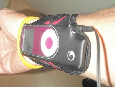 Nike+ armband