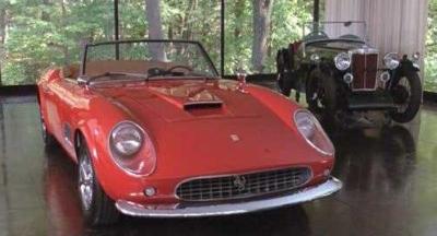 Ferrari rijden... zo gaaf