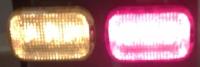 Lampie aan