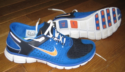 Nike Free 7.0 new design