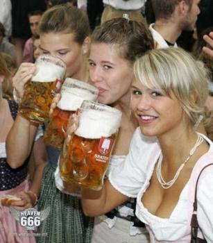 Bier na finish