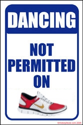 Niet dansen