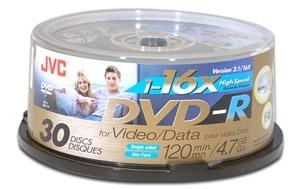 JVC DVD