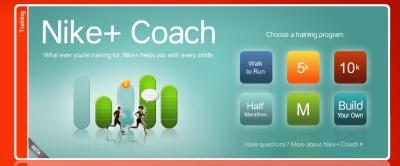 Nike+ Coach