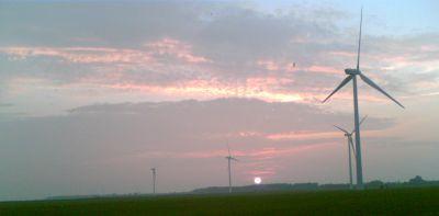 N11 sunset