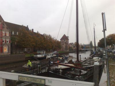 Bruggen in Zwolle