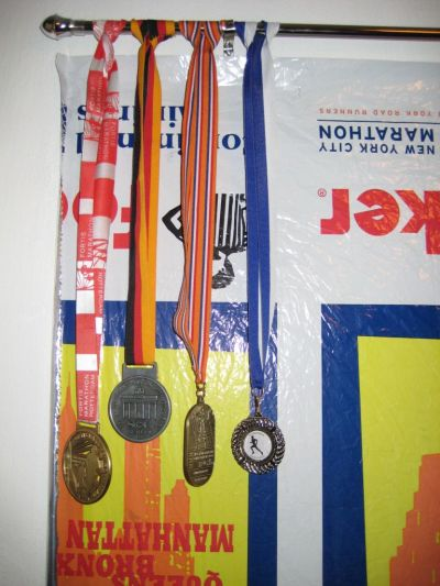 Marathon Medailles