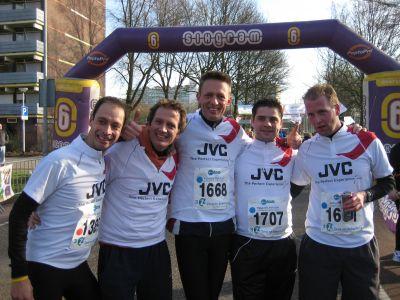 JVC Running Team