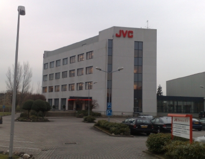 JVC pand